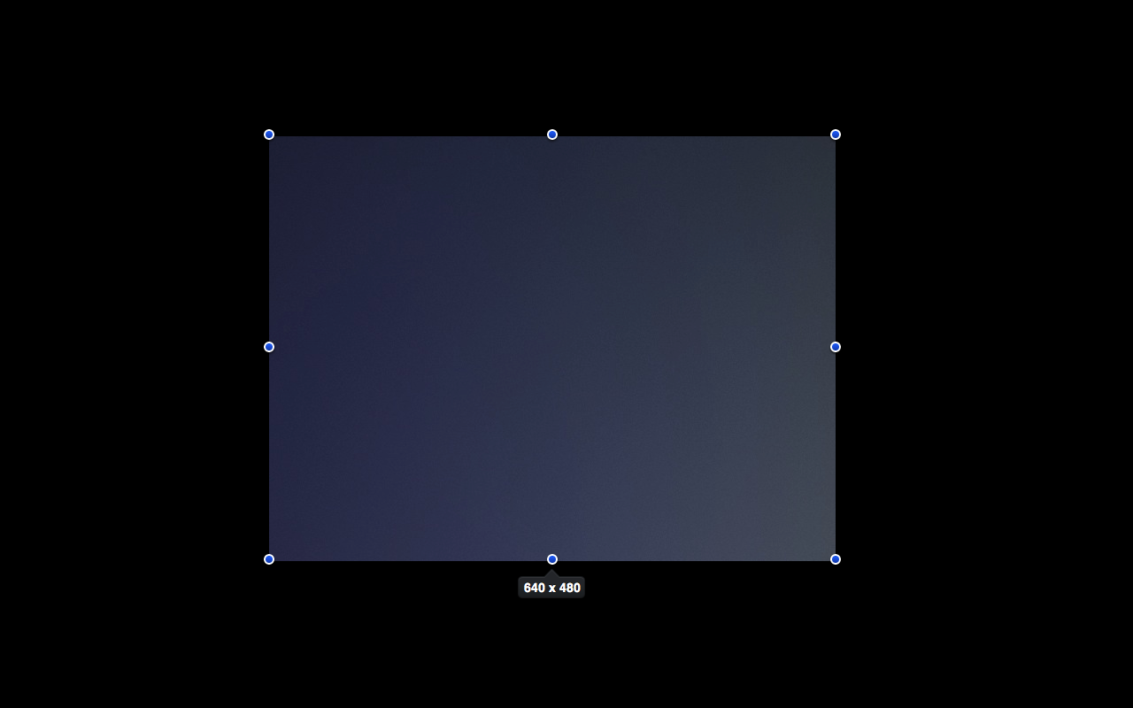 Inverted Cross Background Crosshairs - inverted mode